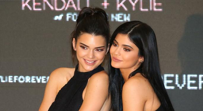 Kendall & Kylie Jenner Are Keeping Glu Mobile Shares Higher