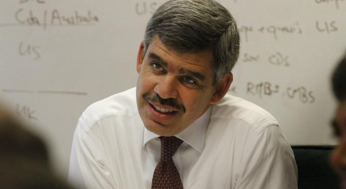 El-Erian: Rate Hike Part Of 'Loosest Tightening' In Modern History