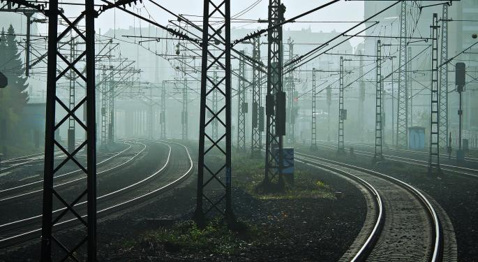 The Railroad Trade: The Transport Stock Most Likely To Stay On Track