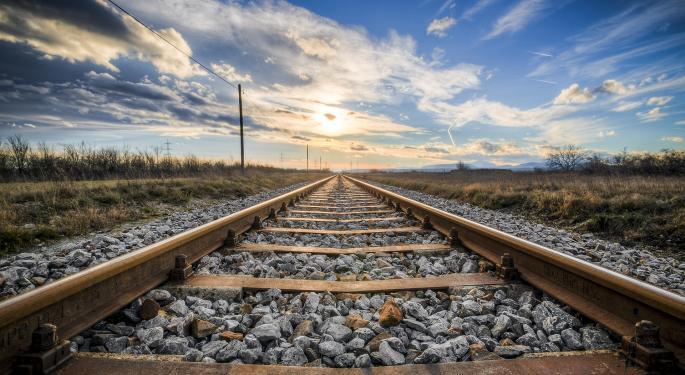 US Rail Traffic Starts Off New Year In A Slump