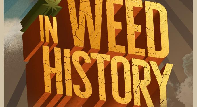 Season 2 Of 'Great Moments In Weed History' Podcast Launches Today