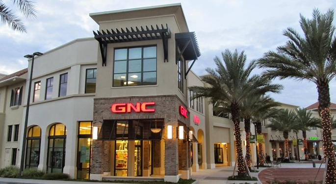 Could Thursday's Move Be The Beginning Of A GNC Short Squeeze?