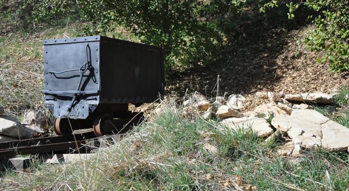 Leveraged Miners ETF Struts Its Stuff