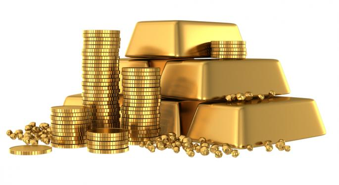 Is Santa Coming Early for Gold and Gold Mining Stocks?