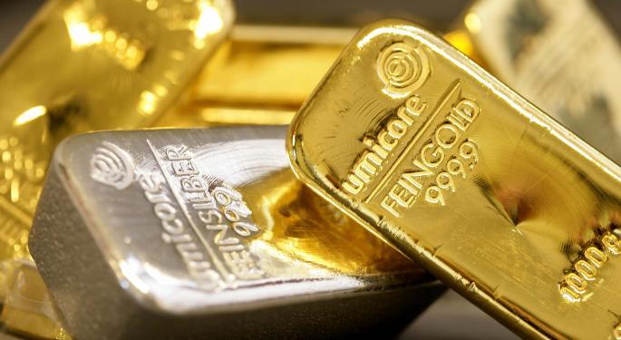 Jon Najarian Sees Unusual Options Activity In SPDR Gold Trust ETF
