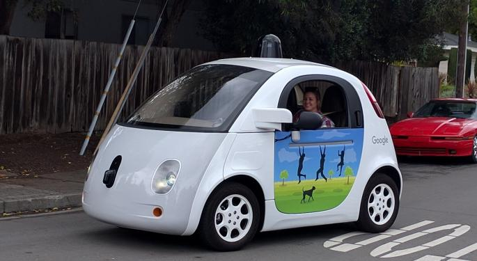 A Comprehensive Report Of Google's Driverless Car Project