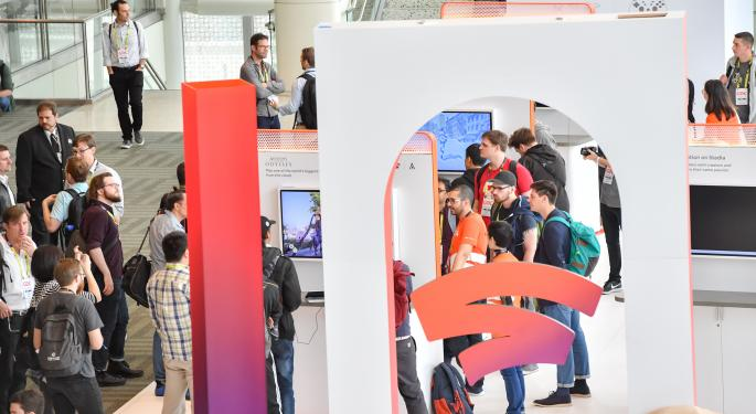 Google's Stadia Video Game Platform Announces Pricing, Games Structure
