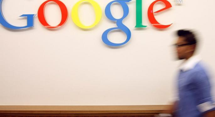 'O Is For Overweight': Morgan Stanley Upgrades Google