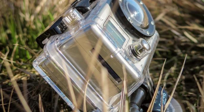 GoPro Spikes As Another Takeout Rumor Makes The Rounds