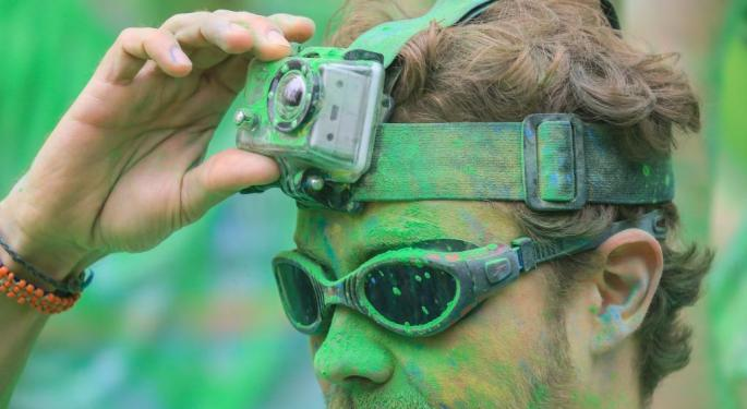 GoPro Crushed After Barron's Warns That 'Danger Lurks'