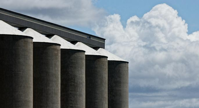 US-China Trade Uncertainty Weighs On Grain Volumes