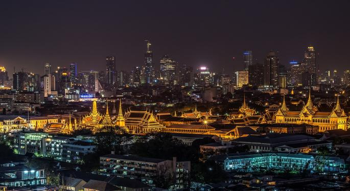 Thailand Breaks Medical Marijuana Barrier In Southeast Asia