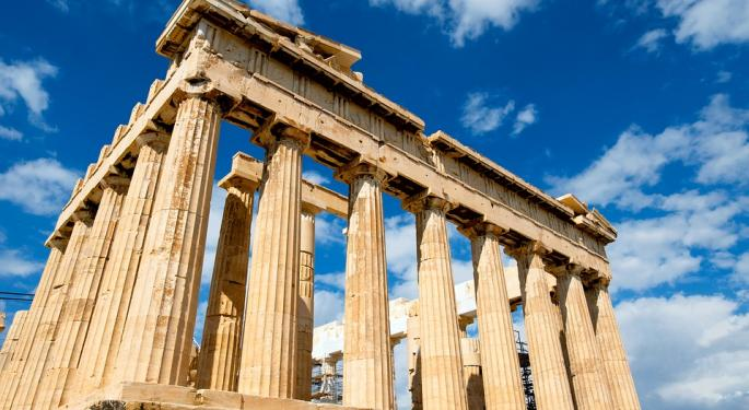 Greek Philosophy, Tough Guys, And Rubber Necking