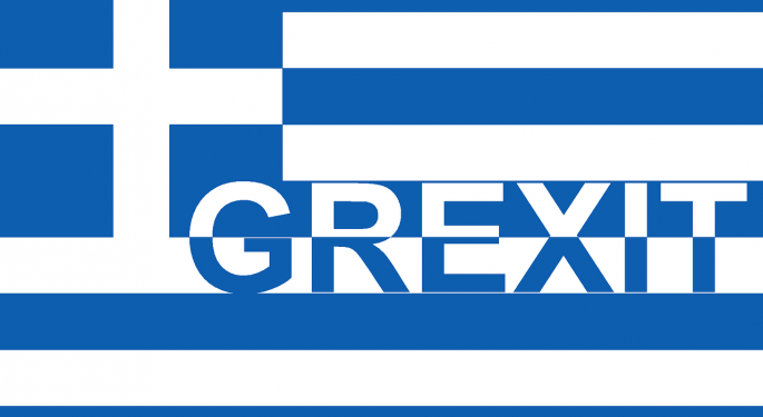 One Step Closer To A Grexit?