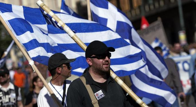 Greece Remains The Only Game In Town...And The Game Is Ugly