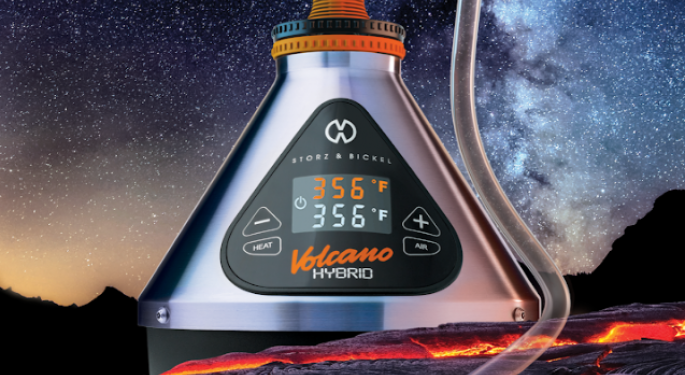Canopy Growth, Greenlane Strike Exclusive Distribution Deal For Storz & Bickel Vaporizers