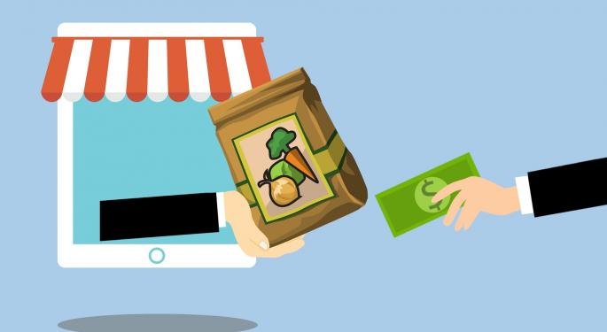 A Brief Look At Online Grocery Trends Amid The Coronavirus