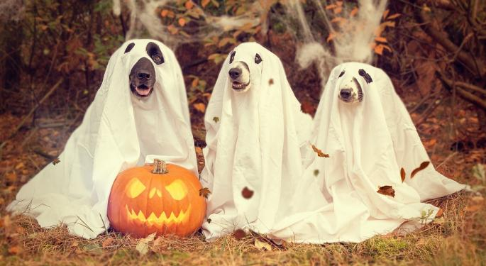 Spooky Spending Statistics For This Halloween: Haunts Of All Ages To Spend More