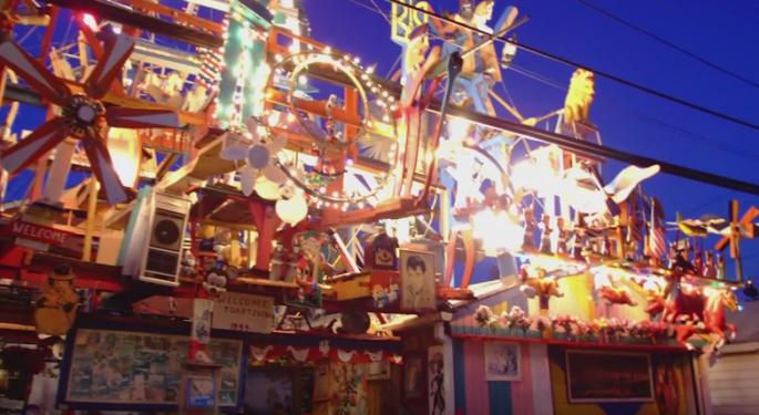 'Disneyland' Needs Some Crowdfunding Help