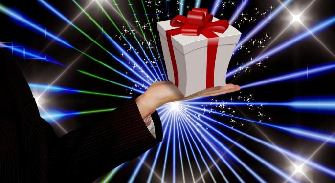 Analyst: ServiceNow Shares Make The Perfect Children's Gift