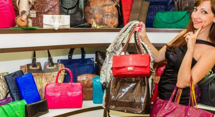 Bullish Option Activity In Kate Spade May Suggest A Decent Premium Is Still In The Cards