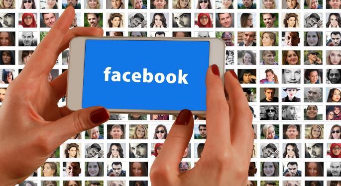 JMP Raises Its Price Target On 'Top Pick' Facebook Shares