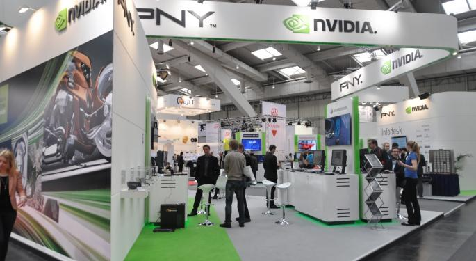 NVIDIA Is Up 190% In 2016: Here's Why You Should 'Jump On Board' For 2017