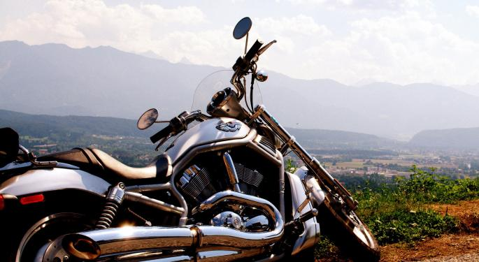 'Easy Rider,' Harder Sell For Young People: UBS Asks Whether Harley-Davidson's Moment Has Passed