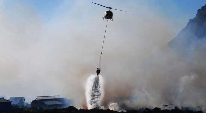 PG&E Shutoffs, California Wildfires: The Latest
