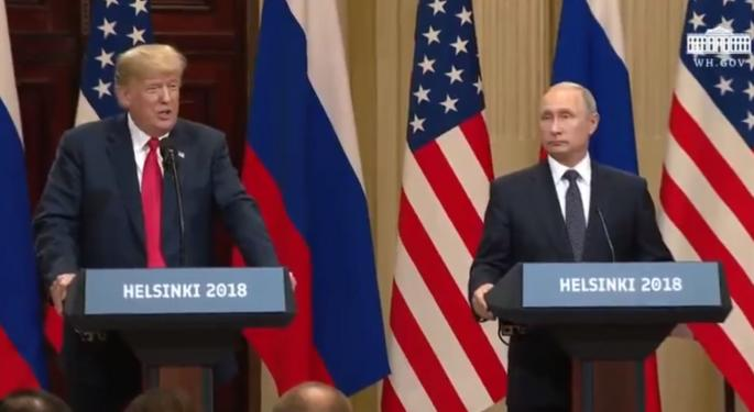 Trump, Putin Meet In Helsinki: What You Need To Know