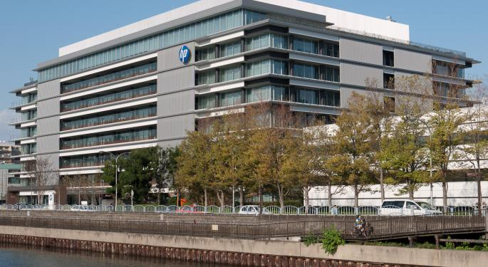Brean Capital On Hewlett-Packard: There's A 'Material Opportunity' For Cost Savings