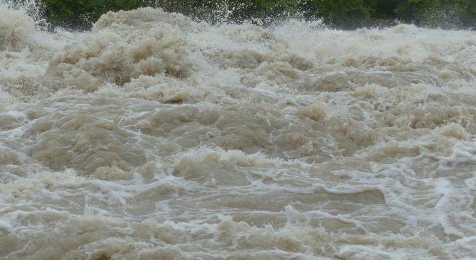 Weekend Storms, Flooding Continues