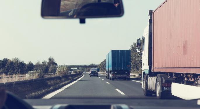 Freight Brokers: Volumes Firming Up, Rates Lagging