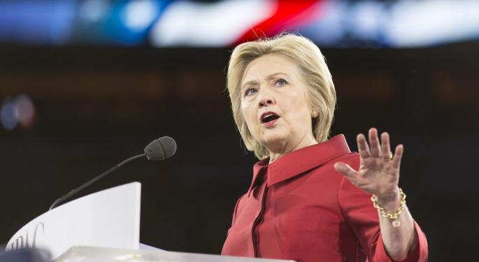 Should Investors Stress Over Hillary Clinton's Health?