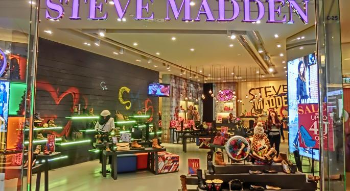 Steve Madden Working On A Deal With Amazon? This Analyst Thinks So