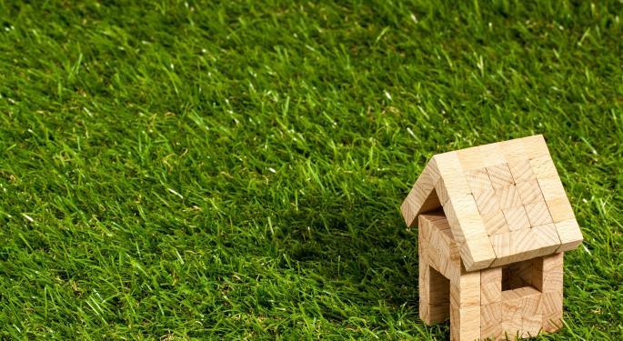 Beazer Homes, Hovnania Enterprises Leading The Homebuilding Sector Sharply Higher