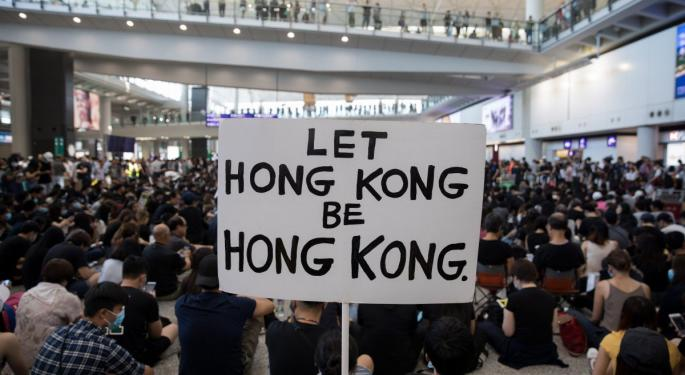 Cathay Pacific Cargo Sector Takes Hit From Hong Kong Protests