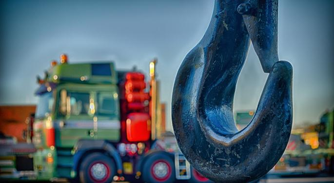 Truck Manufacturers Lose First Round In Price-Fixing Battle