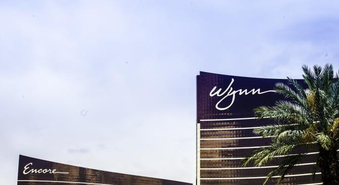Vetr Top Raters Upgrade Wynn To Strong Buy