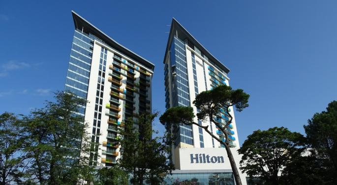 SunTrust Downgrades Hilton Hotels And RLJ Lodging Trust