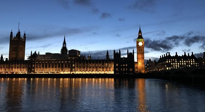 Maneuvering In House Of Commons Ahead Of Tomorrow's Brexit Votes