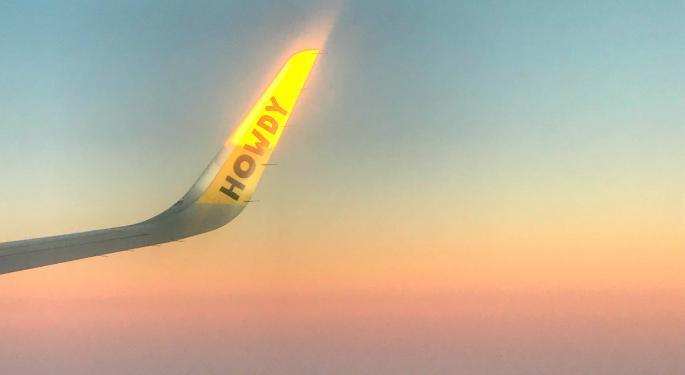5 Reasons Why Goldman Turns Bullish On Spirit Airlines