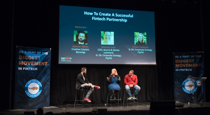 The Key To A Successful Fintech Partnership