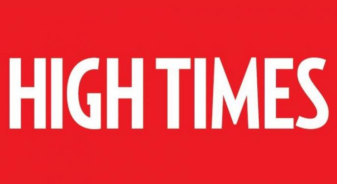 High Times Holding Corp. Names New CEO Amid Pre-IPO Management Reshuffle