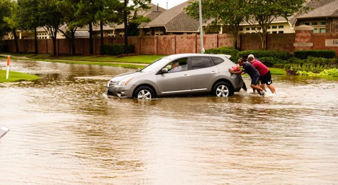 Cramer's Top Stock Picks Post Hurricane Harvey