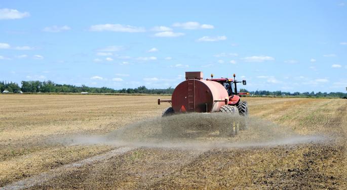 Carter Worth And Mike Khouw's Potash Corporation Of Saskatchewan USA Trade