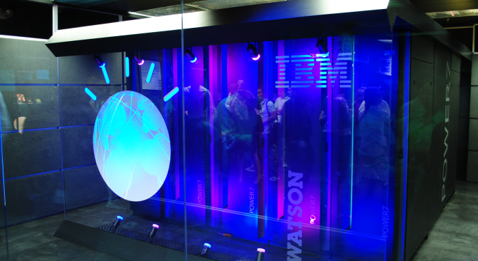 IBM's Watson Gets Even More Data