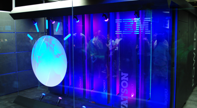 IBM's Potential Catalysts: Can 'Big Blue' Turn It Around In Q4?