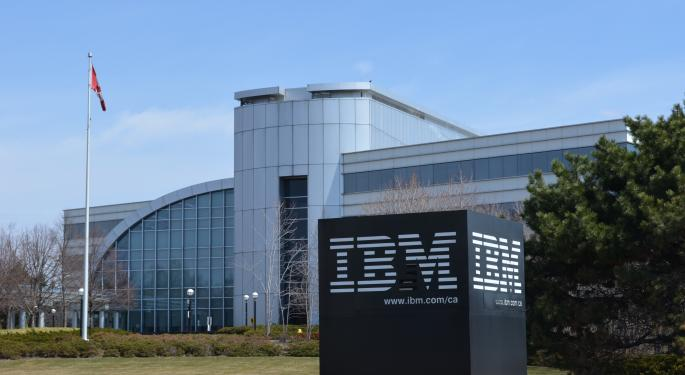 As Risks Mount For IBM, Look For Shares To Trade Range Bound