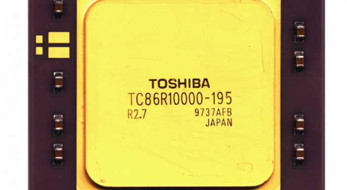 Toshiba Sues Western Digital For $1 Billion In Dispute Over Chip Business